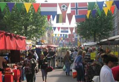 Impressie van Albert Cuyp Markt