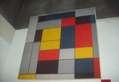 Impressie van Mondriaanhuis