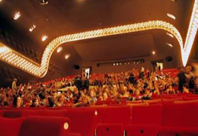 Impressie van Luxor Theater