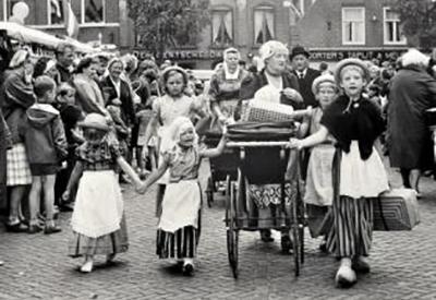 Impressie van Westfriese Folklore