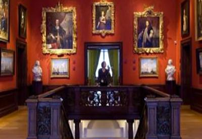 Impressie van Mauritshuis