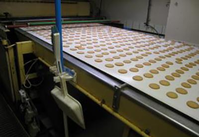 Impressie van Punselie Stroopkoekjesfabriek