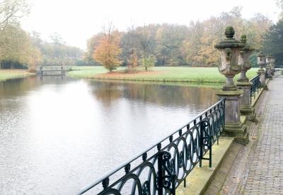 Impressie van Landschapspark kasteel Duivenvoorde