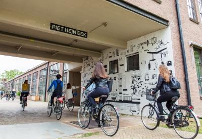 Impressie van Fietstour Eindhoven