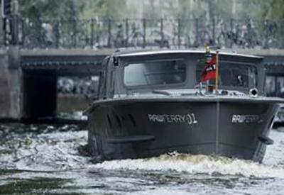 Impressie van Borrelcruise Amsterdam