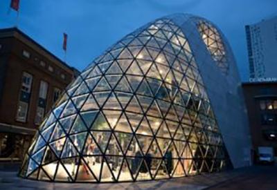 Impressie van Design, Architectuur en Kunstwandeling
