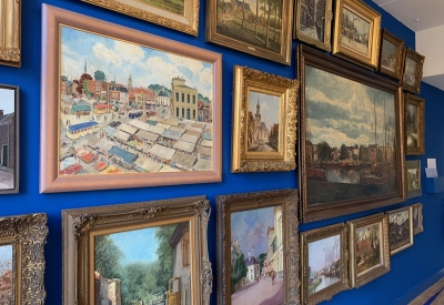 Impressie van Stadsmuseum Almelo