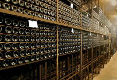 Impressie van Nederlands Wijnmuseum