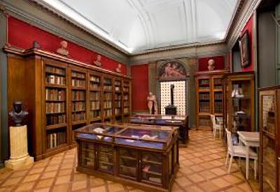 Impressie van Museum Meermanno