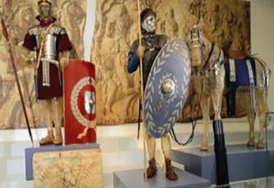 Impressie van Museum Het Valkhof