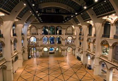 Impressie van Tropenmuseum