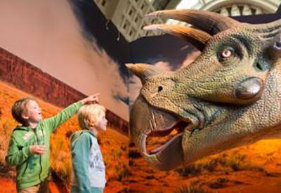Impressie van Living Dinosaurs