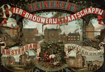 Afbeelding van Heinekens Amsterdam