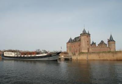 Impressie van Veerdienst Amsterdam