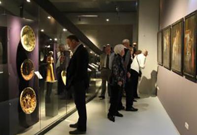 Impressie van Limburgs Museum