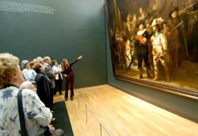 Impressie van Rijksmuseum