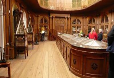 Impressie van Teylers Museum