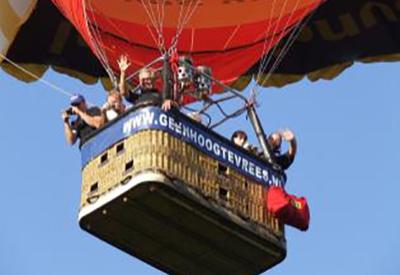 Afbeelding van Ballonvaart van Manen