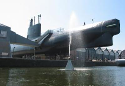 Impressie van Marinemuseum