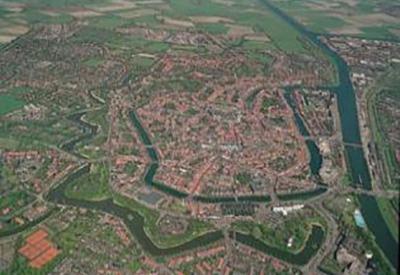 Impressie van Kunst- en Cultuurroute Middelburg