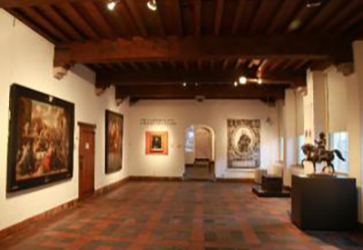 Impressie van Museum Het Prinsenhof