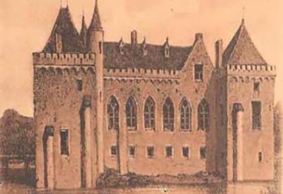 Impressie van Ruine van Brederode
