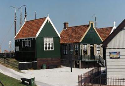 Impressie van Zuiderzee Museum